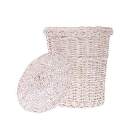 Wicker Waste Paper bin