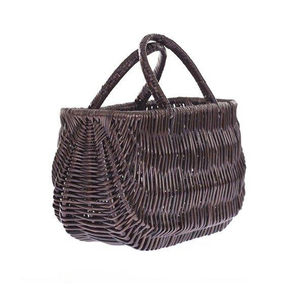 384107742bd65 Pleciona torebka wiklinowa | Nowości Kosze zakupowe | sklep ...
