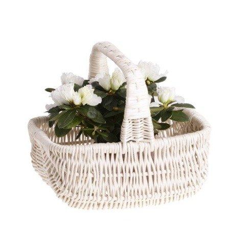 Geschenkkorb, Osterkorb aus Weide